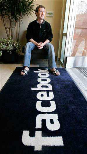 مؤسس الفيس بوك يحصل على لقب اسوأ الرجال أناقة