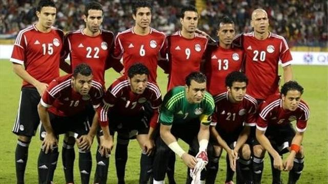 موعد مباراة مصر وتشيلى والقنوات الناقلة لها