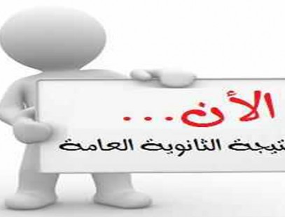 نتيجة الثانوية العامة 2013 مصر
