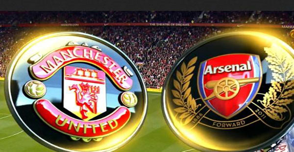 القنوات الناقله لمباراه الارسنال ومانشستريونايتد وموعد المباراه اليوم 28-4-2013 Arsenal FC vs Manchester United