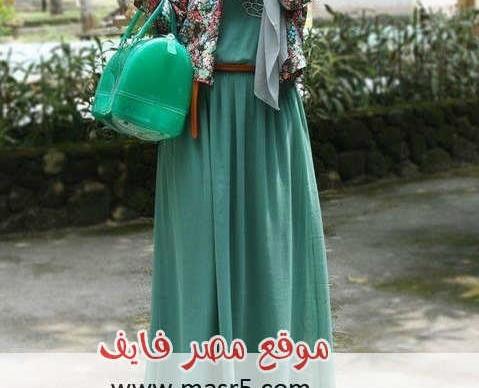 جيبات كاجوال للمحجبات 2013