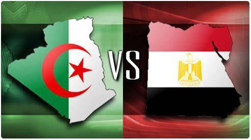 موعد مباراة مصر للشباب والجزائر والقنوات الناقلة لها