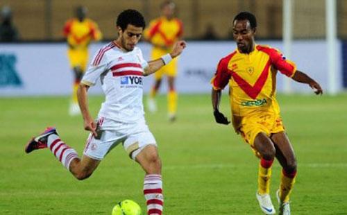 موعد مباراة الزمالك وسان جورج اليوم 5-5-2013 دوري أبطال أفريقيا