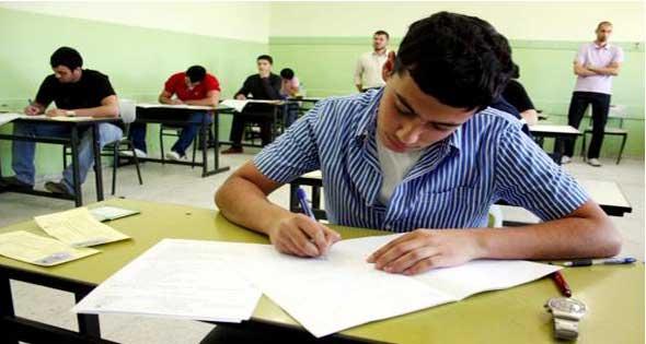 موعد اعلان نتيجة الثانوية العامة 2013
