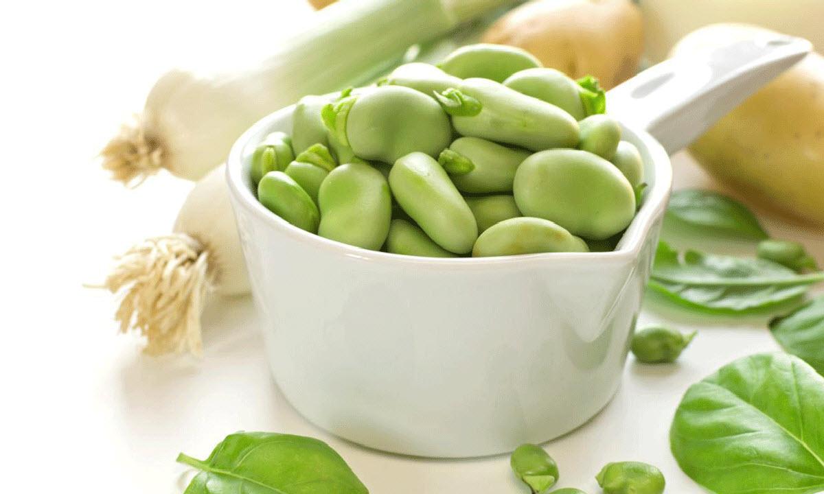 فوائد الفول الأخضر وتأثيره الرائع على صحة الإنسان