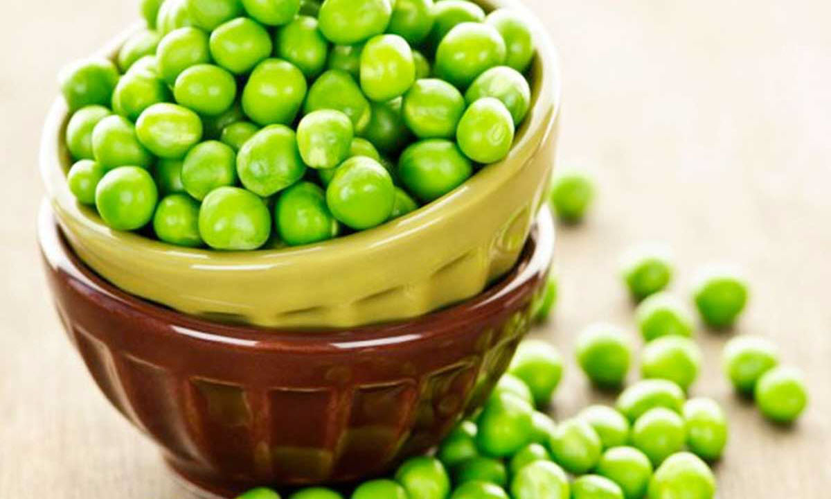 فوائد البسلة الخضراء