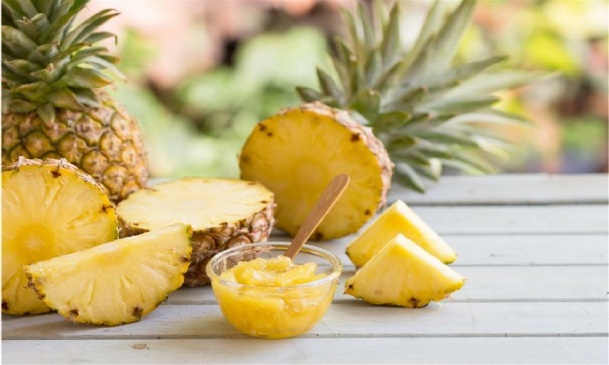 The benefits of pineapple and its amazing effect on human health 2