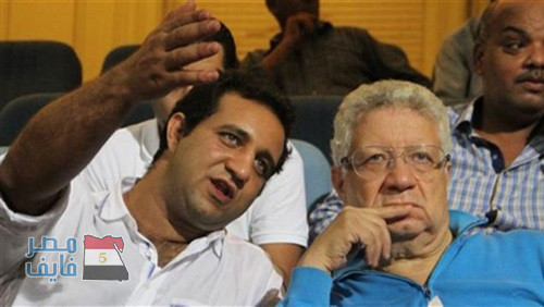 أحمد مرتضى منصور يكشف عن موقفه من الإنتخابات الرئاسية و يعلن عن مرشحه الرئاسي