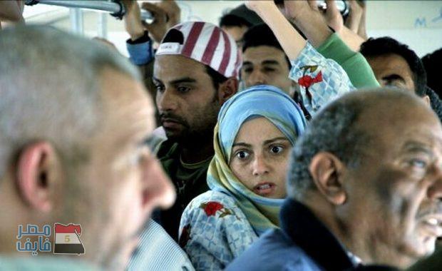 ماذا حدث للشعب المصري!! هكذا ترك ركاب أتوبيس نقل عام «نرمين» لـ «المتحرش»