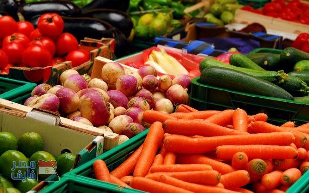 أسعار الخضروات اليوم الجمعة 19-1- 2018