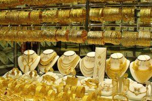 أسعار الذهب في مصر اليوم الأربعاء 17/1/2018