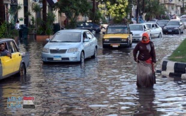 الأرصاد الجوية تحذر المواطنين وتكشف أماكن سقوط الأمطار غدا الخميس