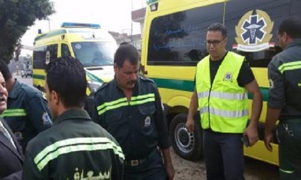 واقعة مأساوية في سوهاج: مصرع ربة منزل وأولادها الثلاثة إثر إنفجار أسطوانة بوتاجاز