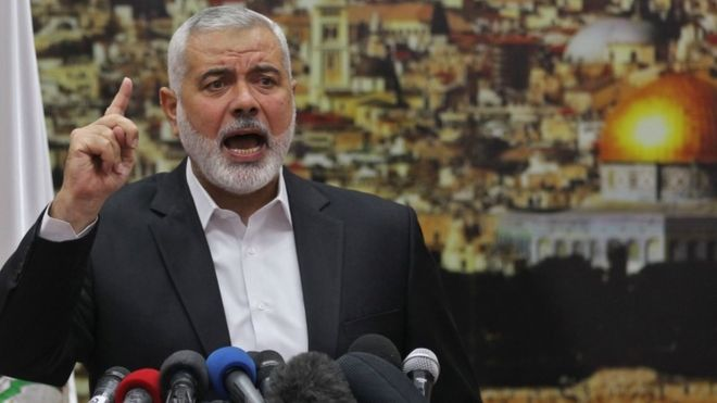 """أمريكا تضع زعيم """"حماس"""" وتنظيمين مصريين على قوائم الإرهاب..وحماس ترد"""