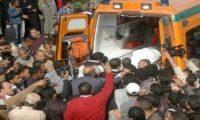 """""""توصيلة الموت"""".. الأمن يكشف التفاصيل الكاملة حول مقتل سائق بشركة """"كريم"""" داخل سيارته في القاهرة الجديدة"""