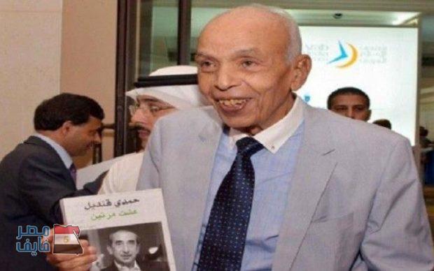 شاهد| نقيب الصحفيين يكشف عن أمنية الراحل «إبراهيم نافع» التي لم تتحقق