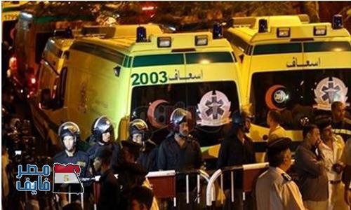 ننشر أول صورة لشهيد الشرطة اليوم في انفجار الإسكندرية الإرهابي