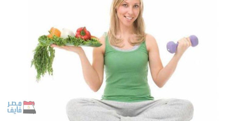 أفضل خمس أطعمة تعمل على تقوية مناعة الجسم
