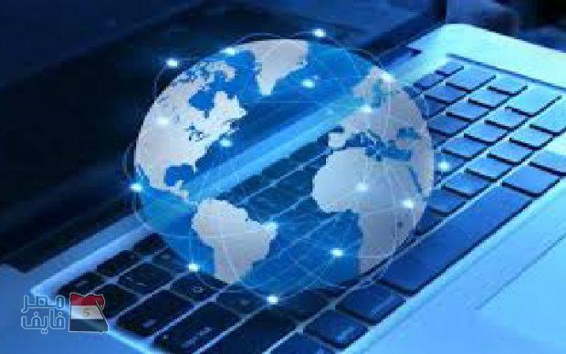 رسميا.. المصرية للأتصالات تعلن أسباب ضعف الانترنت في مصر وموعدإستعادة وجودة الخدمة مرة أخري