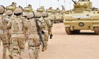 حقيقة قصف طائرة بدون طيار لمعسكر الجيش بسيناء