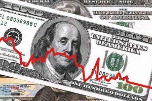 «الدولار» يتهاوى ويواصل خسائره مقترباً من أدنى مستوى له في ثلاث سنوات