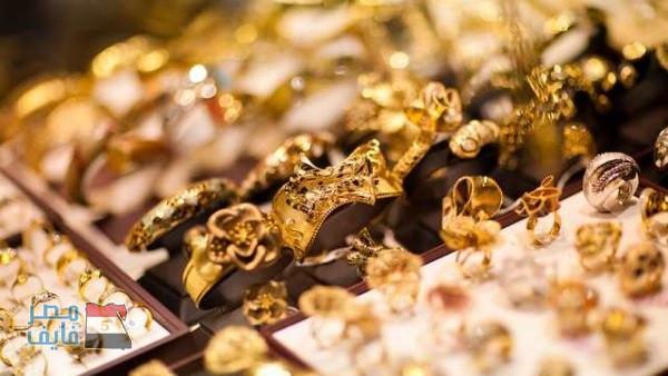 """""""جنون الذهب لا يتوقف"""".. المعدن الأصفر يسجل أسعار قياسية صباح اليوم في السوق المصري"""