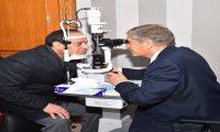 الرئيس السيسي يجري الكشف الطبي للتقدم بأوراق ترشحه في الانتخابات الرئاسية