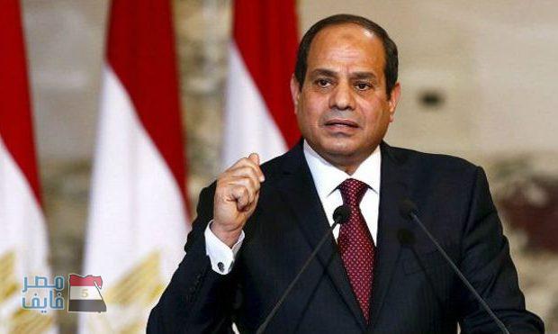 """السيسي يقرر تخصيص مليار جنيه من صندوق """"تحيا مصر"""" لخدمة هذه الفئة"""
