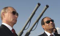 تقرير أمريكي يكشف عن حرب قادمة في المنطقة بين حلفاء الولايات المتحدة أطرافها سبعة دول منهم مصر والحل في أيدي الروس