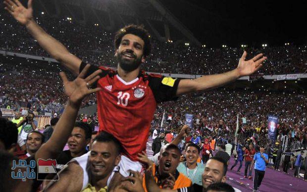 رسميًا.. مصر تسيطر على جوائز الكاف 2017 وصلاح أفضل لاعب
