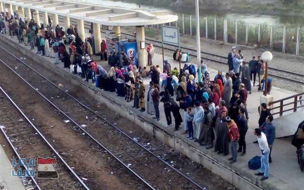 «النقل» تكشف حقيقة زيادة أسعار تذاكر القطارات «فيديو»