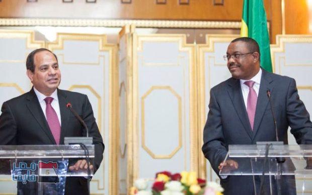 أهم تصريح لرئيس وزراء أثيوبيا في القاهرة