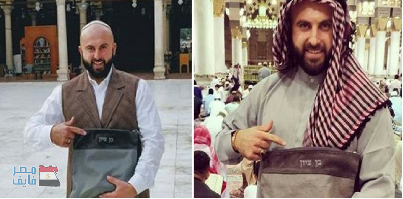 مدون إسرائيلي يدخل مسجد عمرو بن العاص في مصر.. كيفية الدخول تثير جدلا واسعا