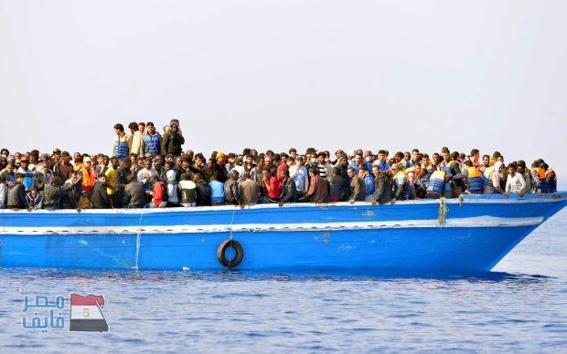 """شاهد.. الرئاسة تكشف مفاجأة غير متوقعة بشأن """"الهجرة الغير شرعية"""" من مصر"""