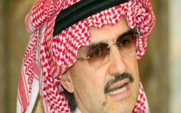 أول شخص زاره الوليد بن طلال بعد الإفراج عنه هو الأمير النائم و شاهد لحظة دخوله إحدى شركاته لأول مرة بعد إطلاق سراحه
