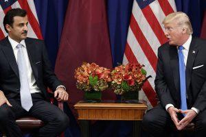 بلومبرج البريطانية : إتصال ترامب أمس بأمير قطر محير..ومحللون يتساءلون هل القرار السعودي اليوم نتيجة شكةى تميم لترامب