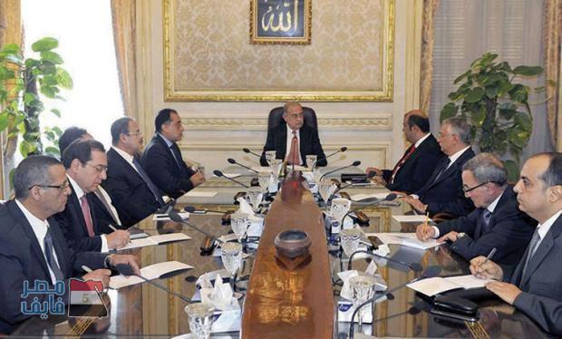تعديل وزاري محدود .. الرابع في وزارة شريف اسماعيل ينظر فيه البرلمان الأحد