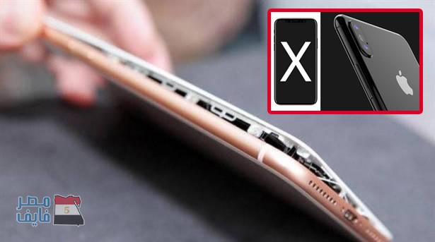 """مستخدمون يشتكون.. """"هاتف آيفون إكس يشد شعري """""""