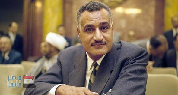 """تصريحات نارية.. نجل عبد الناصر: """"الحاجات دي عمرها ما دخلت بيتنا وهو في الحكم"""" !!"""