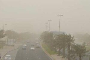 الارصاد عن توقعاتها لطقس الغد .. استمرار نشاط الرباح وسقوط الامطار على القاهرة والوجه البحري