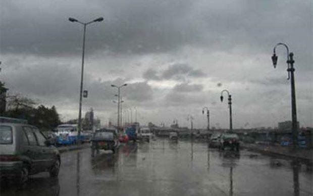 سوء الأحوال الجوية مستمر حتى الجمعة القادمة..والمرور يحذر سائقي السيارات