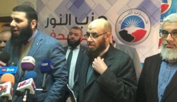 رسميًا.. حزب النور يعلن تأييده للرئيس عبد الفتاح السيسى ويطالبه بعدة مطالب