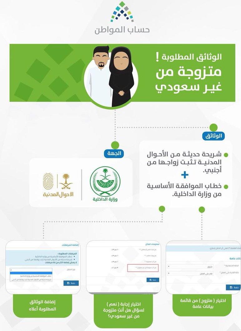 حساب_المواطن موعد الدفعة الثالثة وطريقة حساب الدعم المستحق 4