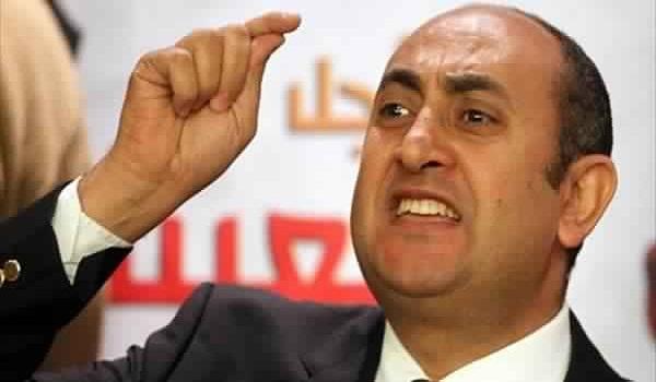 خالد علي يعلق على القبض على عبد المنعم أبو الفتوح