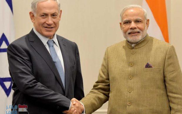"""""""نتنياهو"""" في زيارة للهند السبت المقبل لتدعيم العلاقات"""