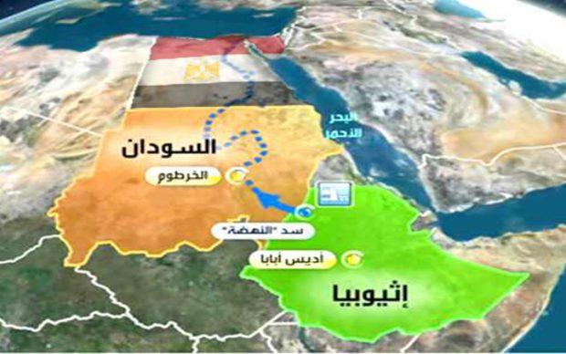 المجلس المصري لشؤن الخارجية: مفاجآت قريبة بشأن سد النهضة