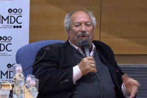 """شاهد.. دكتور مصري يتعرض للإهانة بعدما ألقى محاضرة في جامعة """"تل أبيب"""""""