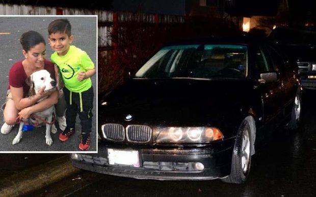 بالصور| جريمة بشعة بعد العثور على جثة «سارة» 28 عاماً الفتاة العربية مقطوعة الرأس والأعضاء داخل سيارة «BMW» في أمريكا