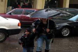 الارصاد: طقس الغد شديد البرودة  وأمطار ورياح تصل لحد العاصفة