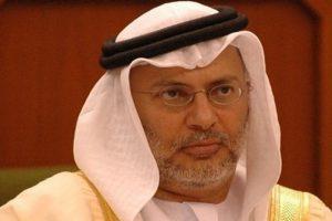 «قرقاش» يكشف عن أساب اعتراض مقاتلات قطرية الطائرات المدنية للإمارات